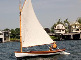 Sailing, Widget